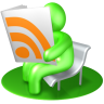 RSS-Reader-Green-icon
